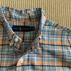 Men's Ralph Lauren Oxford Button Down